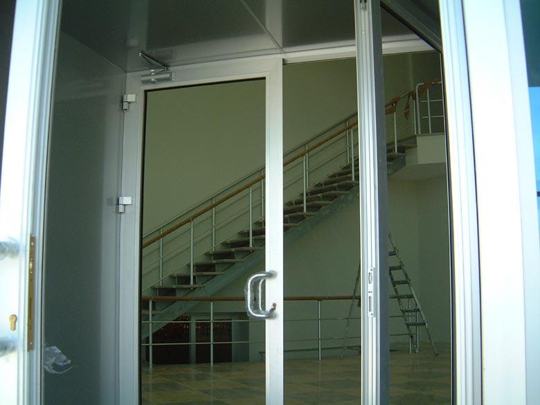 aluminyum kapı sistemleri